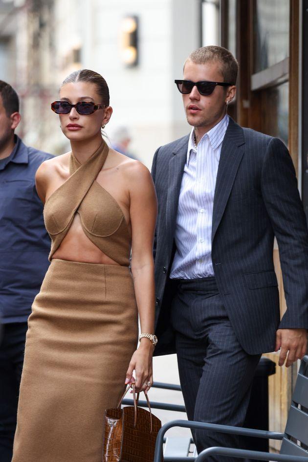 Fête de la musique: Justin Bieber et sa femme Hailey ont été reçus à lElysée