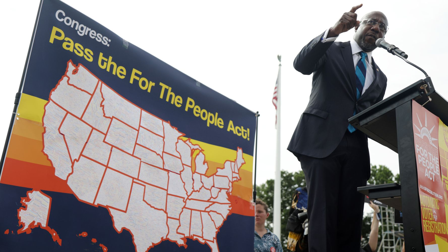 Republicans Set To Block Debate On Voting Rights Bill, Setting Up Summer Filibuster Fight