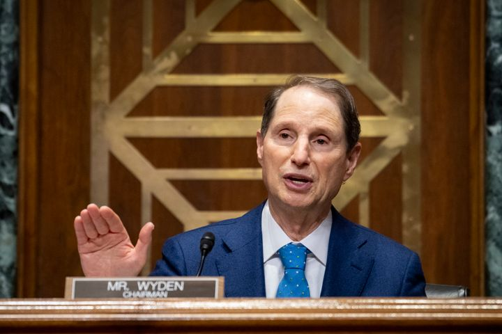 Senate Finance Chair Ron Wyden, known for his love of health care policy, thinks ambitious legislation to control drug prices