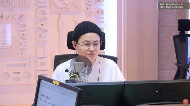 '정오의 희망곡' 보이는 라디오