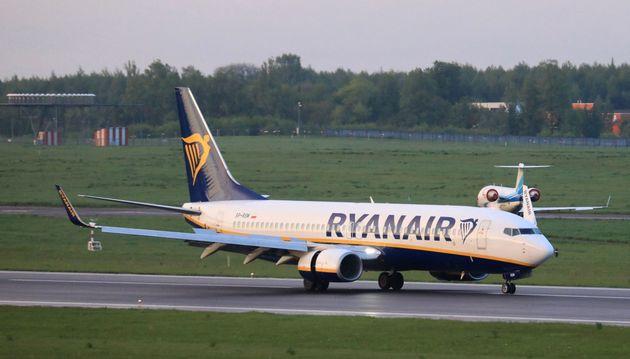 Νομική προσφυγή για την αεροπειρατεία στην πτήση της Ryanair εξετάζει η