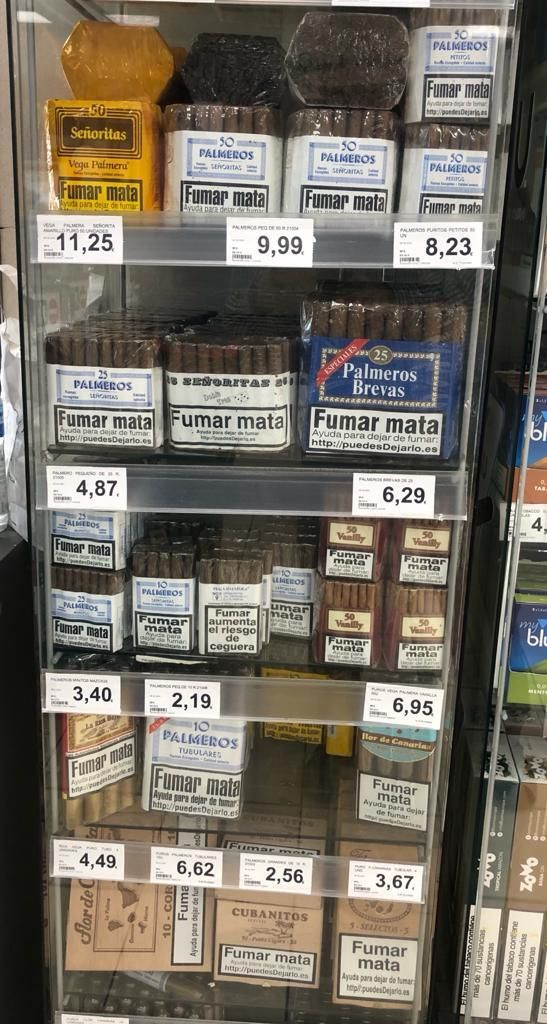 Tabaco.