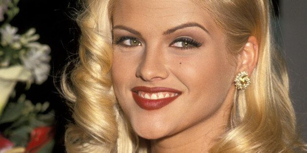 Anna Nicole Smith (Photo by Ron Galella/WireImage)