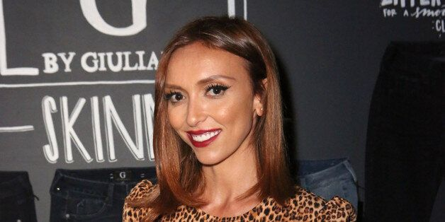 WEST HOLLYWOOD, CA - FEBRUARY 19: Television Personality Giuliana Rancic attends G By Giuliana Rancic For HSN Private Press Preview & Trunk Show on February 19, 2015 in West Hollywood, California. (Photo by Ari Perilstein/Getty Images for HSN)
