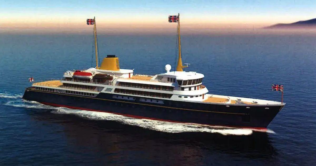 Boris Johnson's New Royal Yacht 'Silly Populist Nonsense', Says Ken Clarke