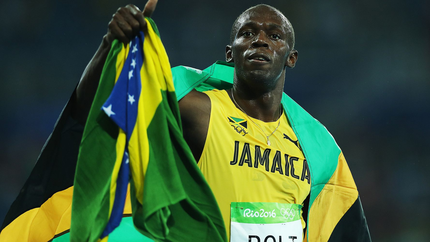 Usain Bolt Welcomes Twins And Their Names Are Perfect