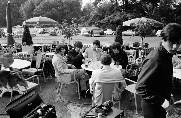 Οι Beatles στο Παρίσι το