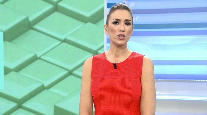 """La periodista Patricia Pardo en """"El programa de Ana Rosa"""""""