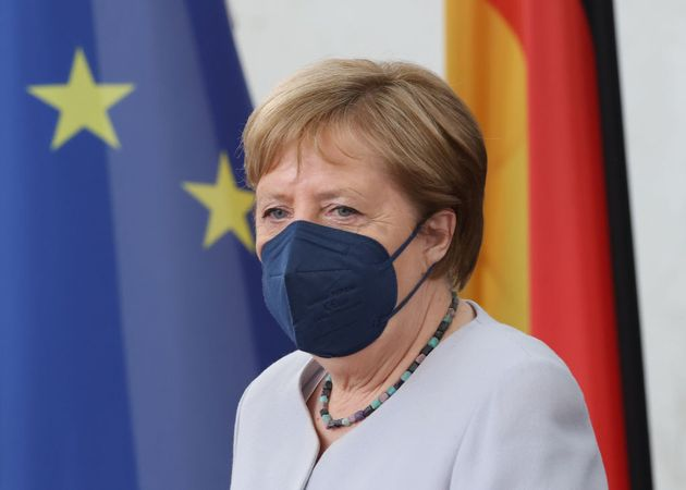 Merkel ha avuto seconda dose con Moderna. Ad aprile si era vaccinata con