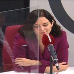 Hasta tres veces ha dicho Díaz Ayuso