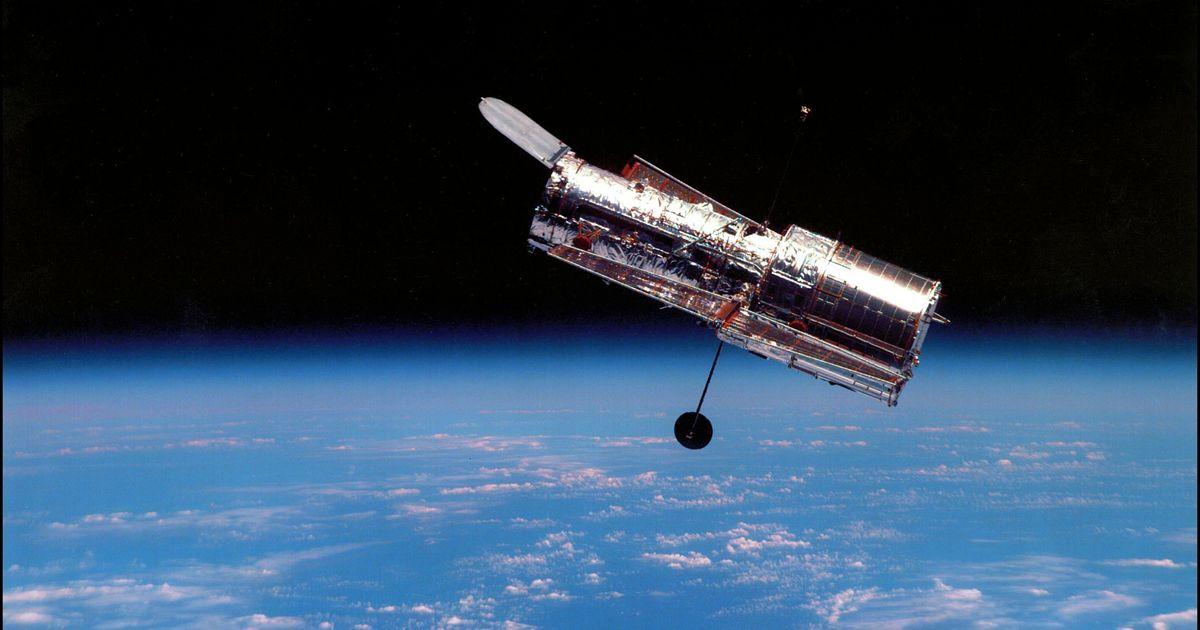 La panne du télescope spatial Hubble est liée à son ordinateur des années 80