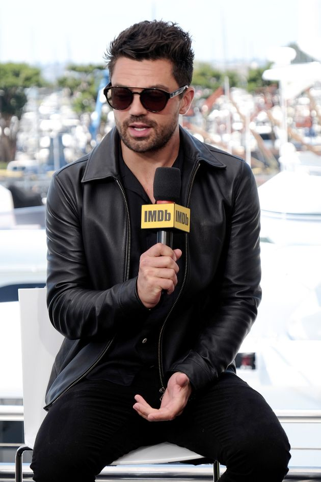 Dominic Cooper Reveals Fifth Car Has Been Stolen From His Home In The Space Of A Year