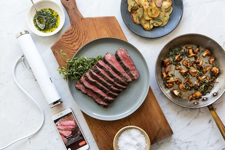 If you've put off getting a sous vide device due to size and price, we've found a deal for you.