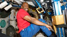 NASA And Tide Get Down And Dirty About Doing Laundry In Space