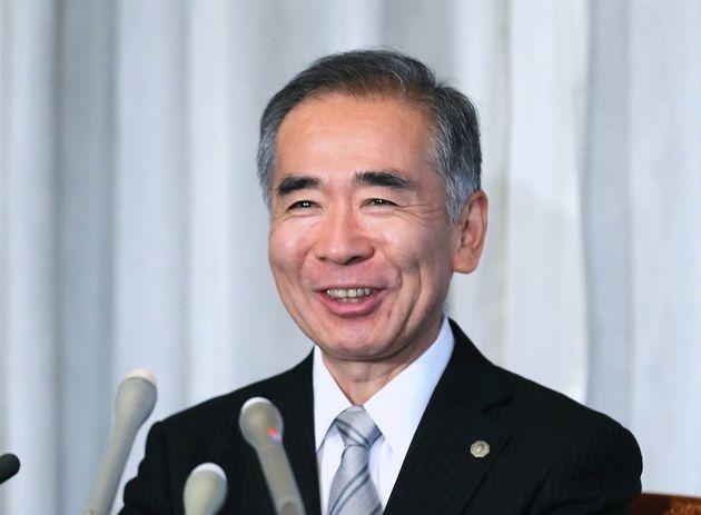 菅野博之・最高裁判所判事