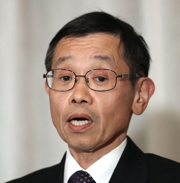 山口厚・最高裁判所判事