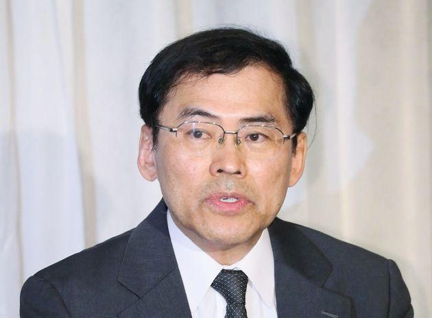 宇賀克也・最高裁判所判事