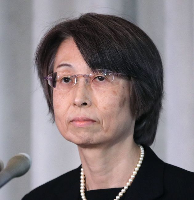 岡村和美・最高裁判所判事