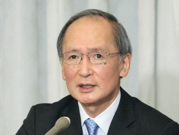 長嶺安政・最高裁判所判事