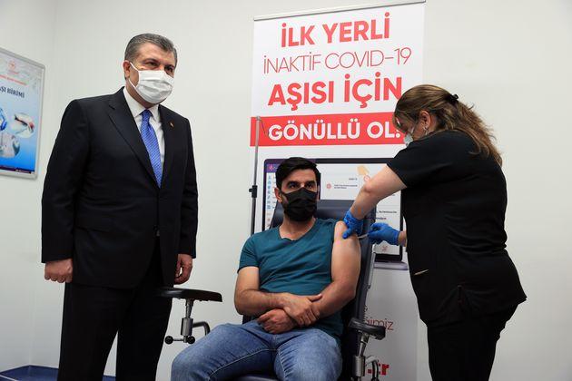 Turkovac: Η Τουρκία λανσάρει το δικό της εμβόλιο για τον