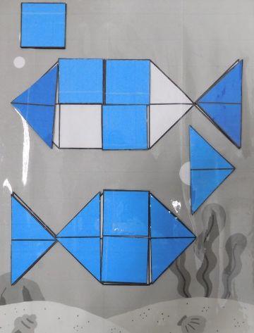 発達障害の子どもも遊びやすいパズル。『PriPriパレット』の素材を使ったT先生の手作り