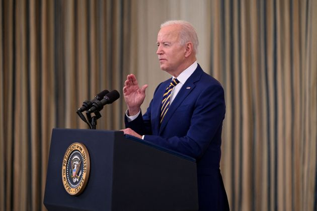 Biden Launches Blitz Against Illegal Guns In Response To Spike In Shootings