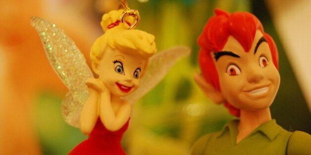 "TIPOYOCK LIFE PICTURE Tinkerbell PETER PAN fée clochette  <a href=""http://tipoyock.kazeo.com"">tipoyock.kazeo.com</a>"