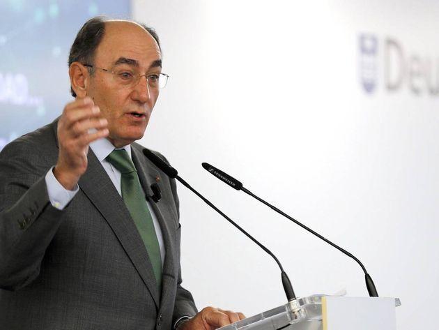 Sánchez Galán, presidente de