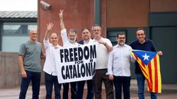 La salida de los presos del 'procés', en