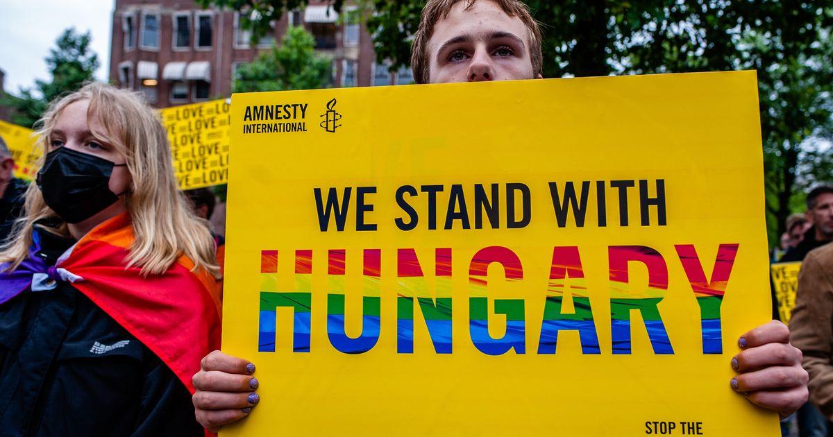 Ces discriminations que va engendrer la loi hongroise qui a agité l'Euro et l'UE