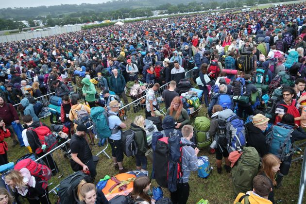 31 Iconic Photos From The Glastonbury Vaults To Remind You The Joy Of Festivals Will