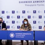 Τέλος στην χρήση μάσκας σε εξωτερικούς χώρους και στα self test για εμβολιασμένους