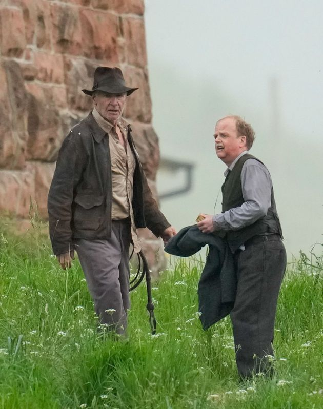 Harrison Ford Taking Time Out From New Indiana Jones Film After Sustaining Injury