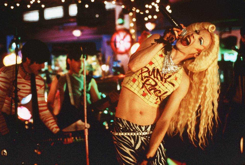 John Cameron Mitchell in Hedwig And The Angry