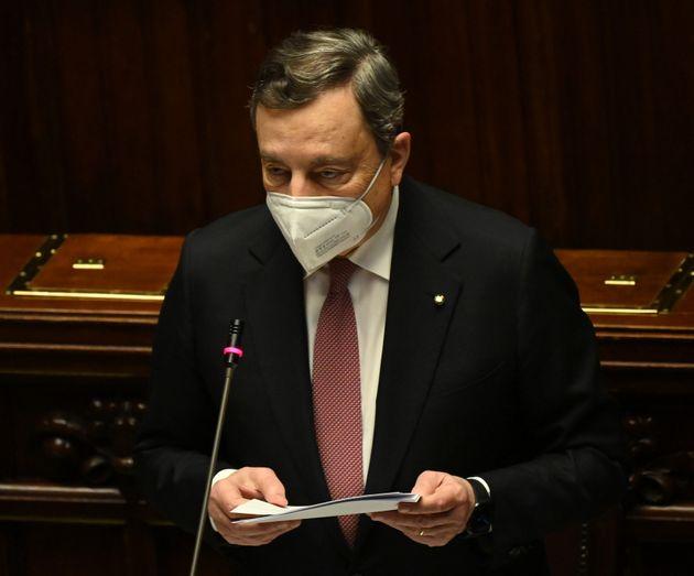 Mario Draghi, lezione di