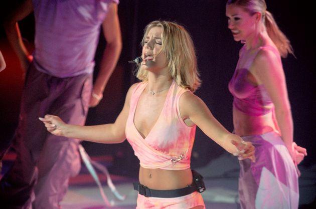 2000년 팝의 신데렐라로 불려던 브리트니 스피어스의 엠파이어