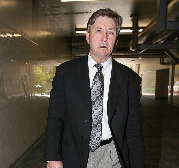 2008년 3월 10일 브리트니 스피어스의 아버지 제이미 스피어스. 스피어스는 2008년 정신 치료를 위해 비자발적으로 입원한 이후 아버지 제이미 스피어스와 그녀의 재산과 사업 거래를...