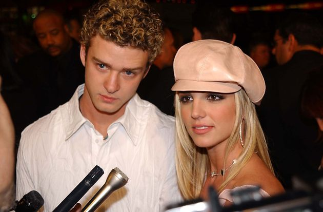 Justin Timberlake and Britney Spears dated in the late 90s and early