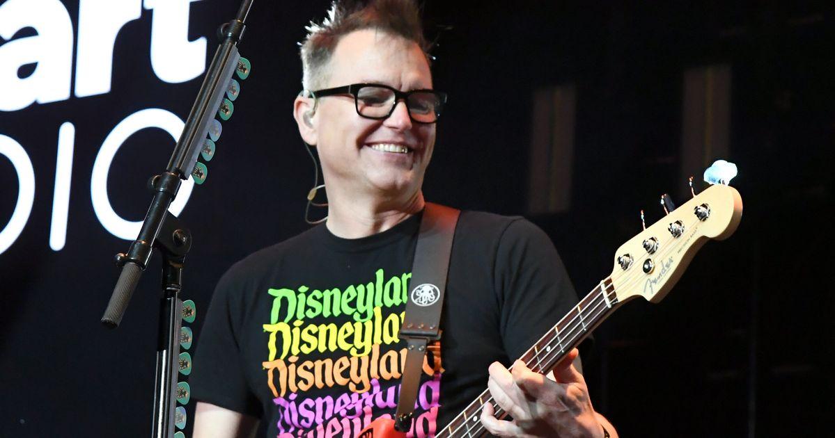 Blink-182 Singer Mark Hoppus Reveals He's Undergoing Cancer Treatment