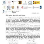 """Proclama antidiscriminazioni in Ue. Orban: """"Non ritiro la legge"""". Rutte:"""