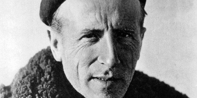 UNSPECIFIED - MAY 24: Pierre Teilhard de Chardin (1881-1955) french priest, theologian, scientist, (Photo by Apic/Getty Images)