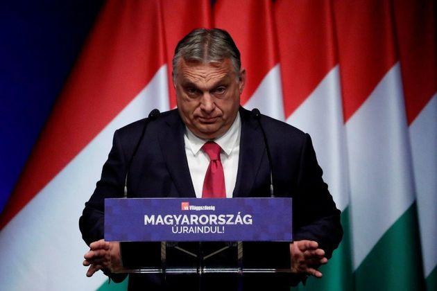 Viktor Orbán, primer ministro de