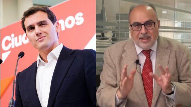 Albert Rivera y Enric