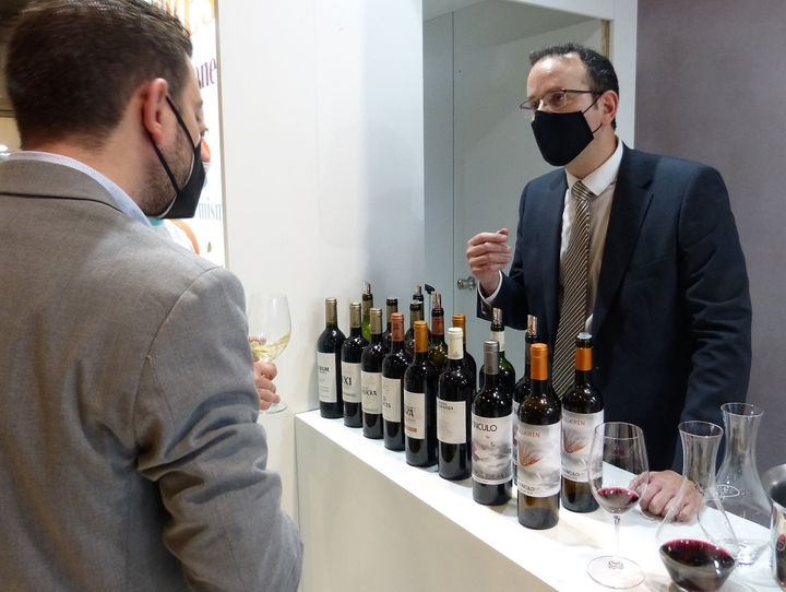 Madrid Fusión The Wine Edition.