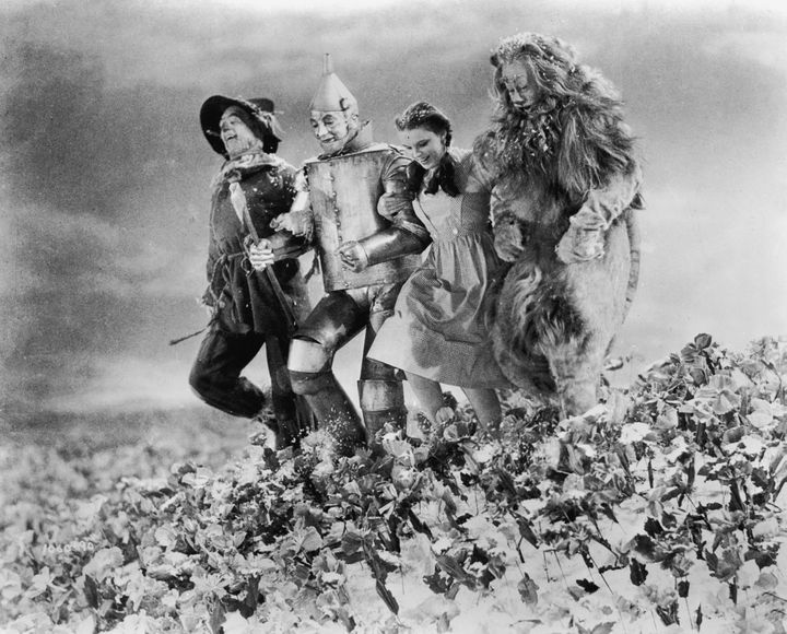 """""""The Wizard of Oz"""" was released in 1939."""