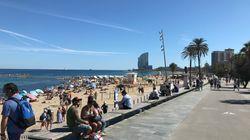 Barcelona se indulta de puente y en la