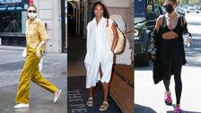 Shop The Sandal Trend That Stylish Celebs Love This Summer