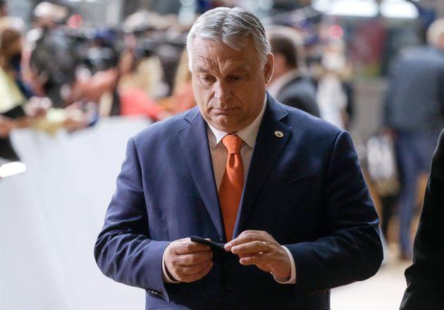 El primer ministro de Hungría, Viktor