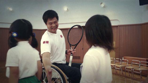 不安を抱えていた車いすの少年が、テニス界のレジェンドに。国枝慎吾選手が子どもたちに伝えたいこと