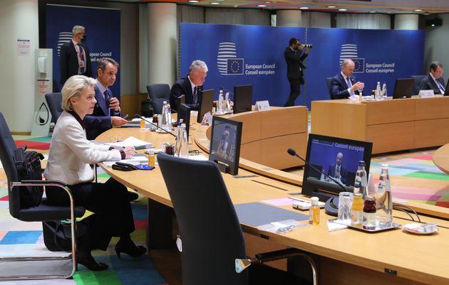 Ευρωπαϊκό Συμβούλιο: Υπήρξε μια